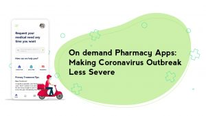 On-demand Pharmacy Apps